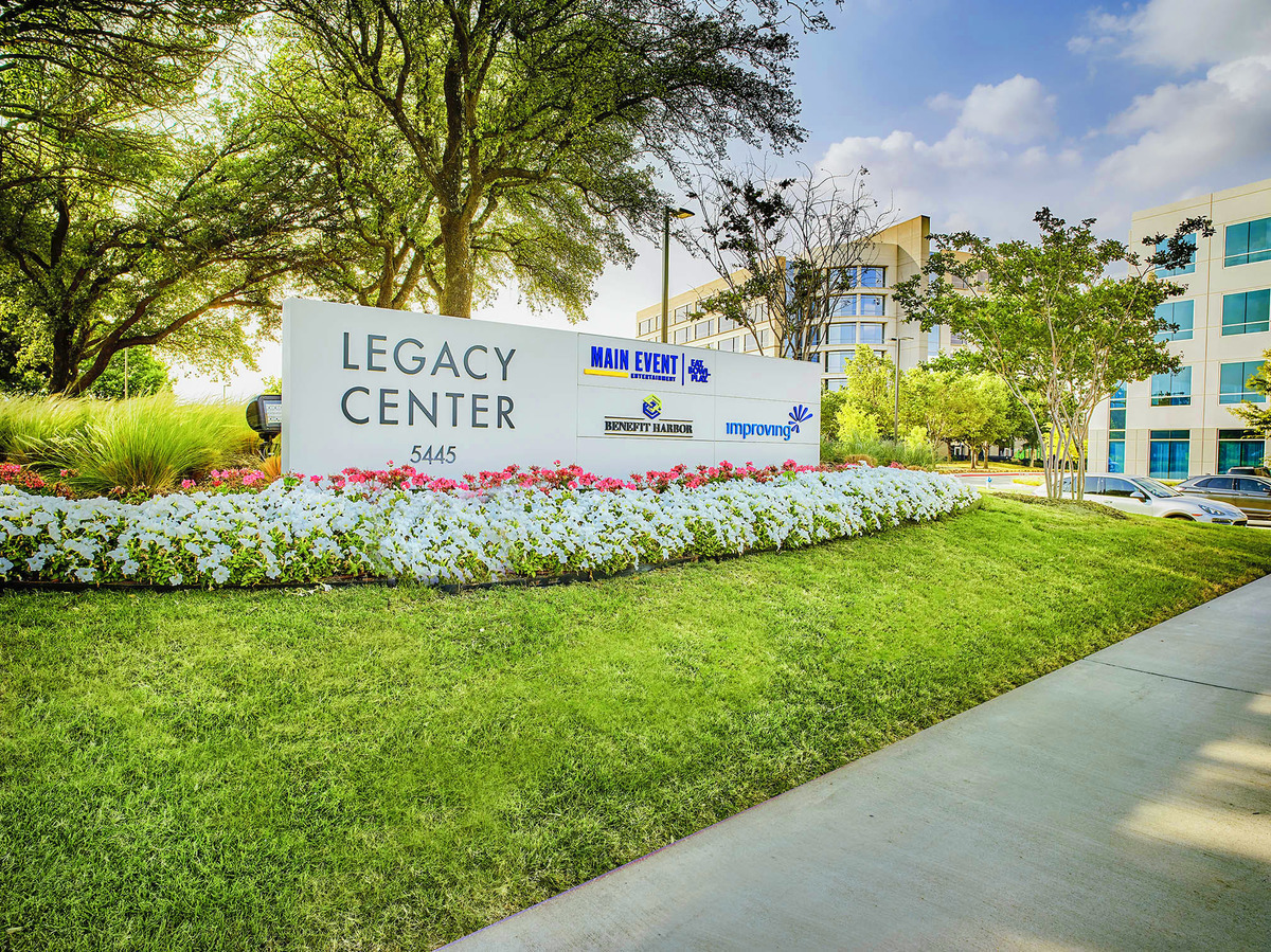 legacy center Plano tx